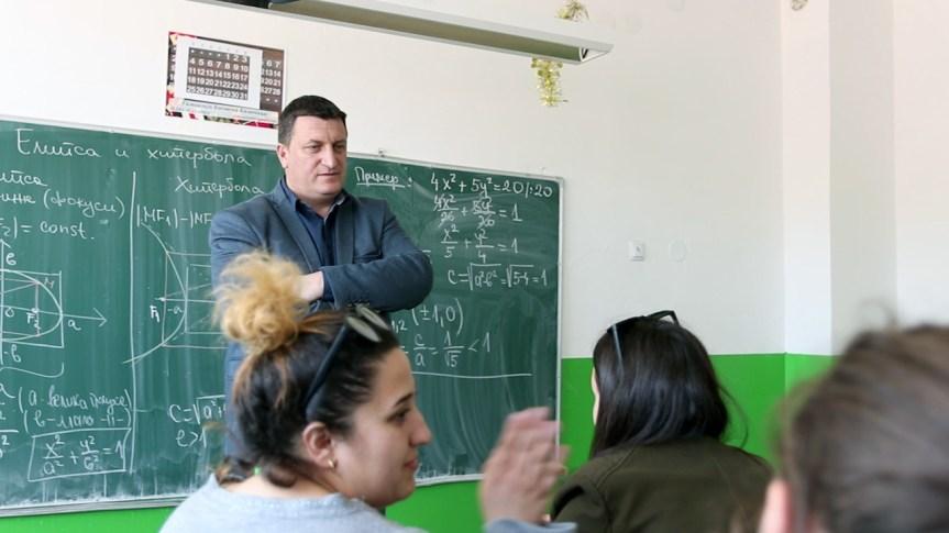 Učenici Gimnazije iz Kosovske Kamenice jedini s Kosova i Metohije koji učestvuju u radu naučno istraživačkih timova u Petnici