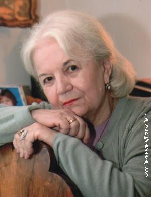 Преминула књижевница Гроздана Олујић