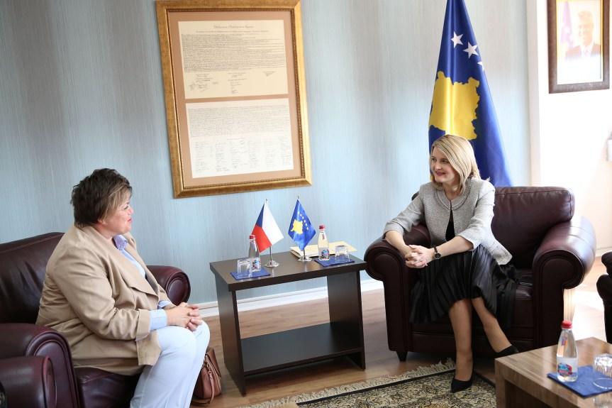 Чешка Република подржава перспективу Косова и региона у европским интеграцијама