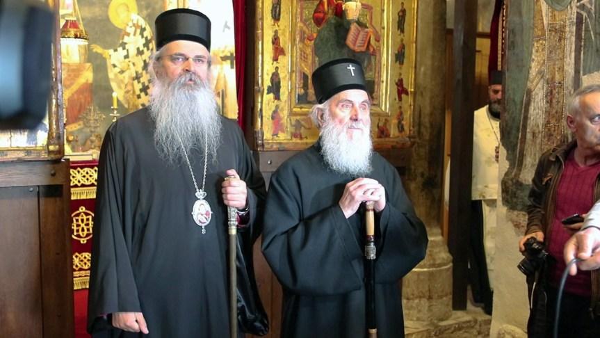 Патријарх Иринеј у Грачаници: Оставимо потомцима оно што су нама оставили наши преци