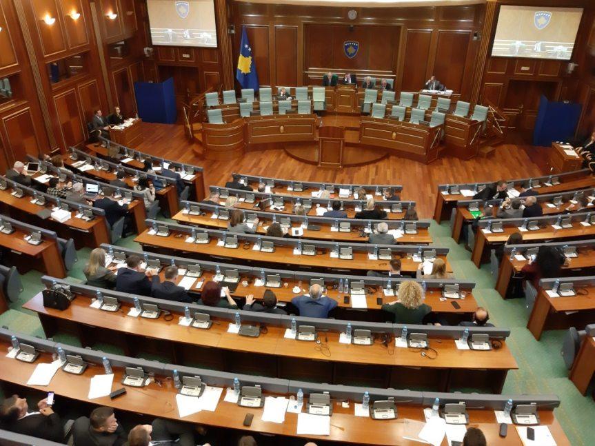 Арбан Абраши: Послали смо захтев да се седница Скупштине одржи у суботу у 13 часова