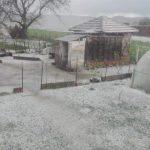 Горње Кусце: Падао град величине ораха