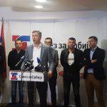 Бошко Обрадовић: Насиље које спроводи ова власт није нормално