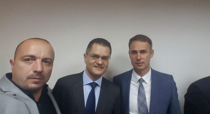 Саша Арсић из Бујановца координатор извршног одбора Народне странке за Косово и Метохију