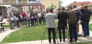 Новинари  у Грачаници поводом Светског дана слободе медија: Слободе се најчешће само сећамо