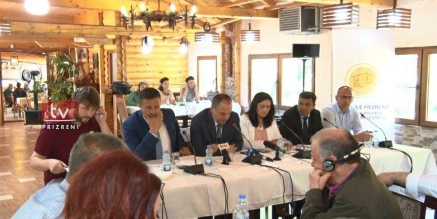 Декларацијом спречити изградњу хидроцентрала у Жупи код Призрена