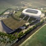 Косово добија национални стадион један од највећих на Балану