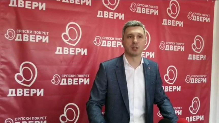 Бошко Обрадовић: Остајемо при својим захтевима