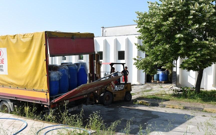 Заједнички протести Срба и Албанаца због опасних отпада фабрике SWISS OILL