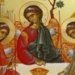 Данас славимо Духове или Свету Тројицу