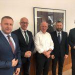 Srpska lista u Berlinu sa direktorom Kancelarije za jugoistočnu Evropu