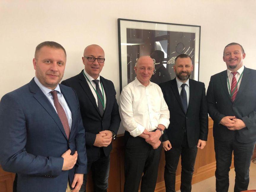 Српска листа у Берлину са директором Канцеларије за југоисточну Европу