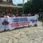 Образ: Косово је Србија, Крим је Русија!