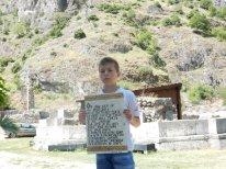 Основци са КиМ и из уже Србије учествовали у раду Летње школе калиграфије у манастиру Светих Архангела