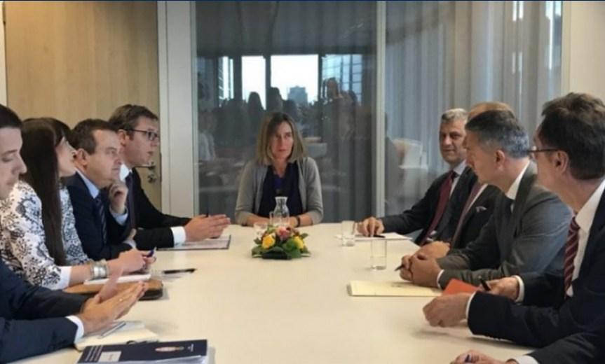 Обнова косовско – српског дијалога, кључ стабилности у региону
