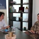 Хоџићева се сатала са генералом КФОР-а