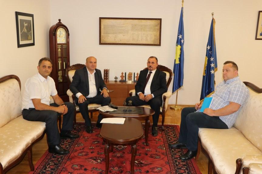 Mustafa i Ivanović o bezbednosti i upotrebi kosovskih dokumenata