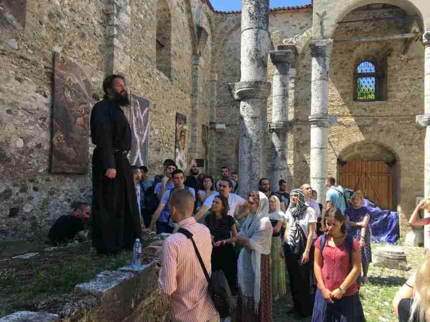 Призренска летња духовна школа: Прегаоцима и Бог помаже!