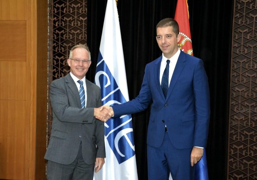 Đurić i Bratu o predstojećim vanrednim parlamentarnim izborima na KiM