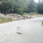 Грађевински отпад у општини Драгаш – лоша порука за туристе