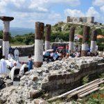 Ново Брдо: Римокатоличка миса служена на темељима православне цркве Светог Николе