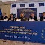 Европска посматрачка мисија: Треба поднети захтеве за косовске личне карте