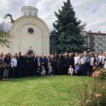 Пећанци прославили славу у Митрополији Пећкој