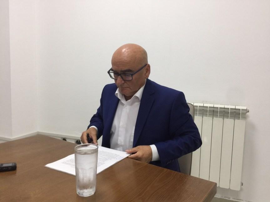 Адвокат Љубомир Пантовић: Притворени Срби и неалбанци изоловани у затвору Грдовац