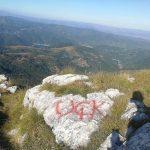 Српска листа: Графити УЧК на Мокрој Гори