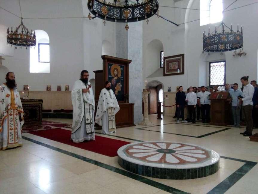 Mladi Bogoslovi novu školsku godinu, po tradiciji, započeli u zadužbini Cara Dušana