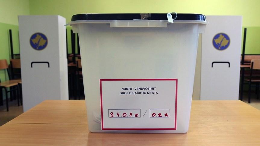 Сутра почиње бројање гласова пристиглих поштом