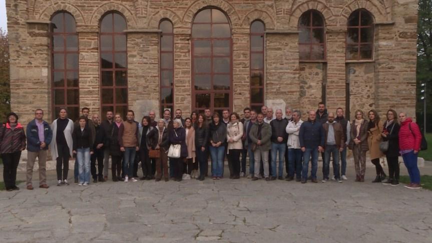 Запослени у МСП Србије завршили посету Косову и Метохији