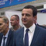 Марко Ђурић: Курти опседнут Србима и Србијом; Курти: Таксе ћемо заменити реципроцитетом