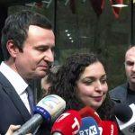 Курти: Прво ћу разговарати са Србима који нису у Српској листи