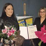 Новинаркама Катарини Маринковић и Сањи Ђокић прва награда на Графесту