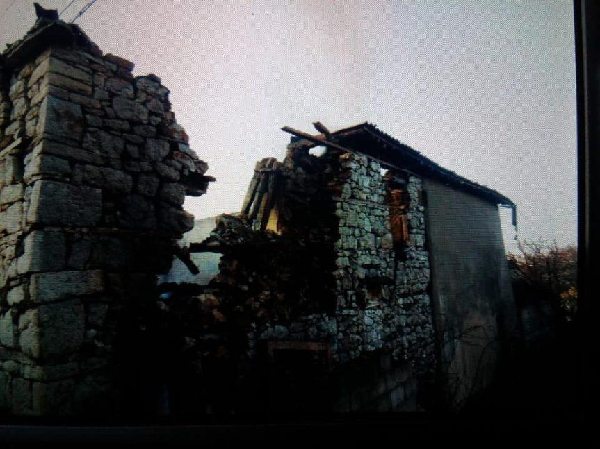 Угашен пожар у Ораховцу