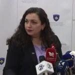 Вјоса Османи прекинула мандат Ненаду Рикалу у Централној изборној комисији у Приштини