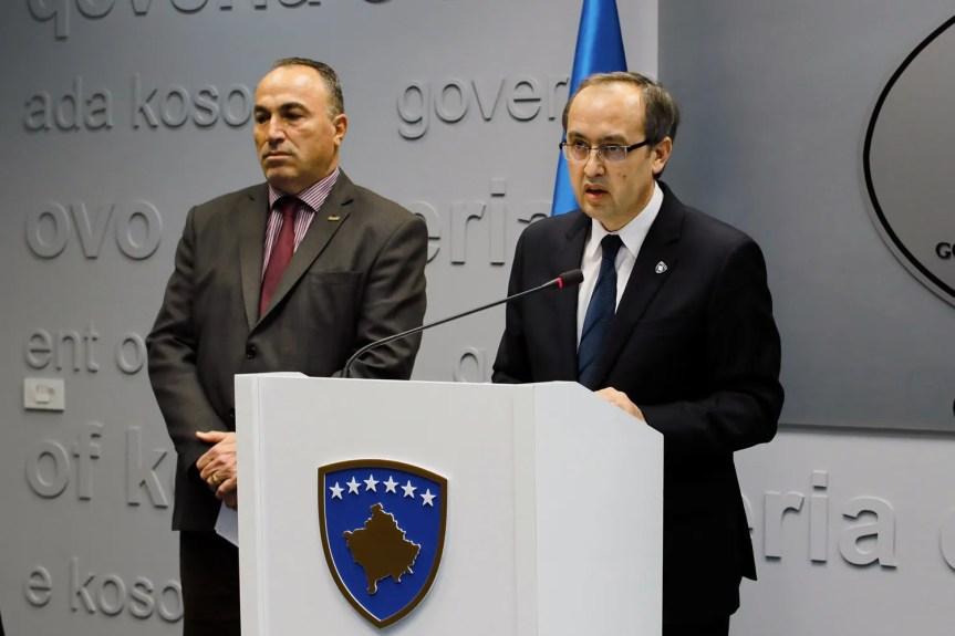 Авдулах Хоти: Изјаве високих званичника ДСК-а стоје чврсто