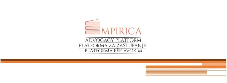 Емпирика: Апелујемо на институције да заштите приватну својину, посебно Срба