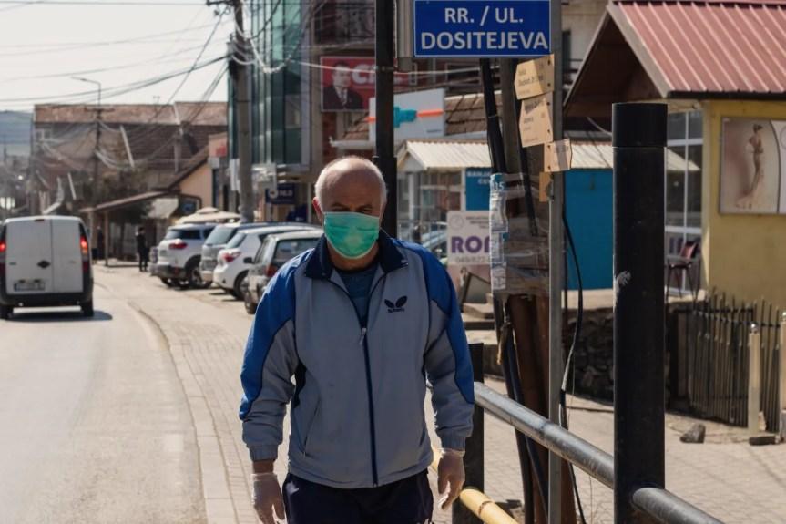 У српским срединама на КиМ још 36 оболелих од корона вируса
