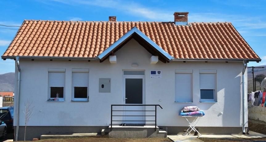 Одобрена изградња 62 нове куће у шест општина на Косову
