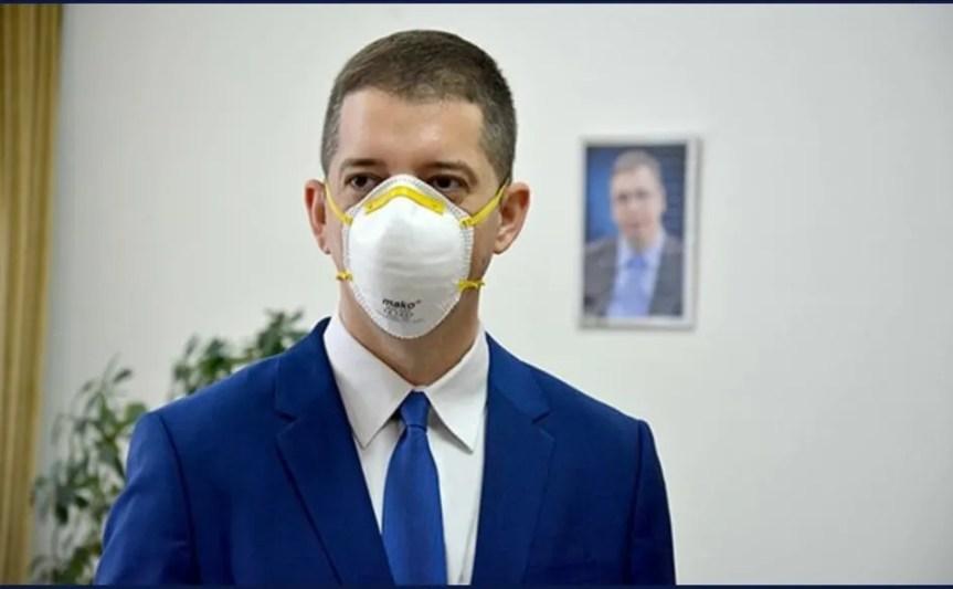Марко Ђурић: Успостављена је линија живота према нашем народу на Косову и Метохији
