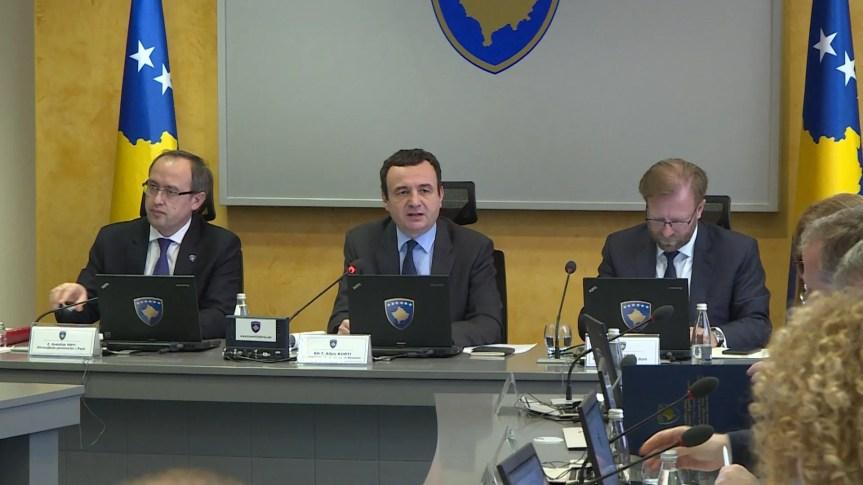 Kosovska Vlada ne ukida danas takse na sirovinu iz Srbije