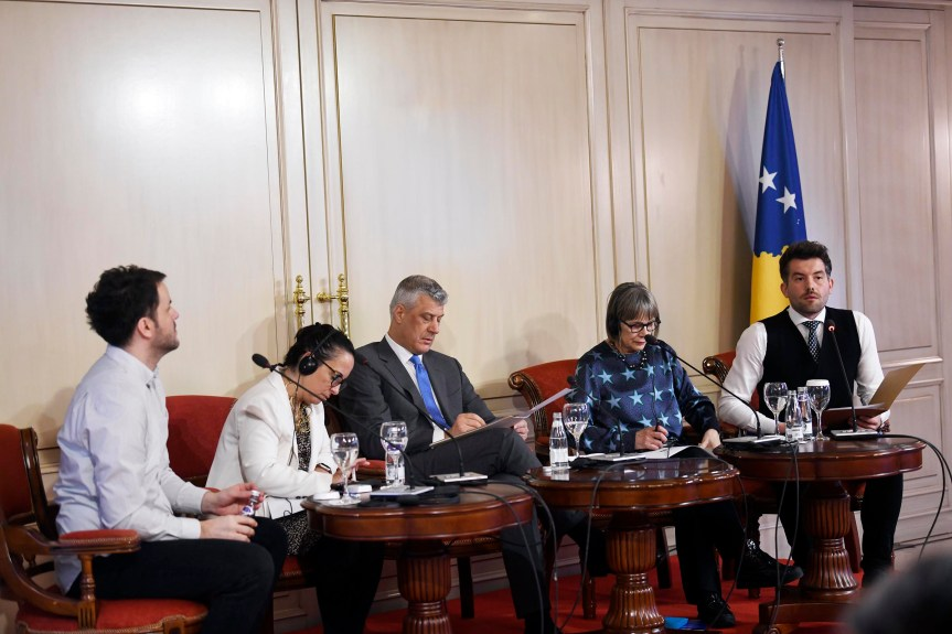 Хашим Тачи: Под руководством САД, позитиван договор са Србијом