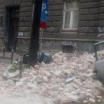 Jak zemljotres u Zagrebu