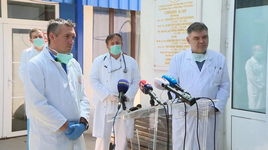 Пацијенткиња из Добротина негативна на COVID-19, нема оболелих у српским срединама јужно од Ибра