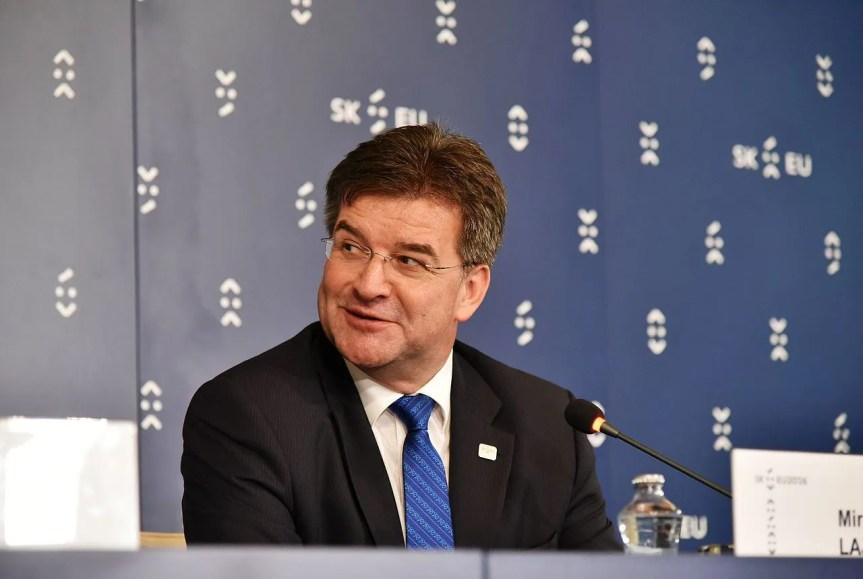 Амбасадори земаља ЕУ поздравили именовање Лајчака, Приштина не дели њихов ентузијазам