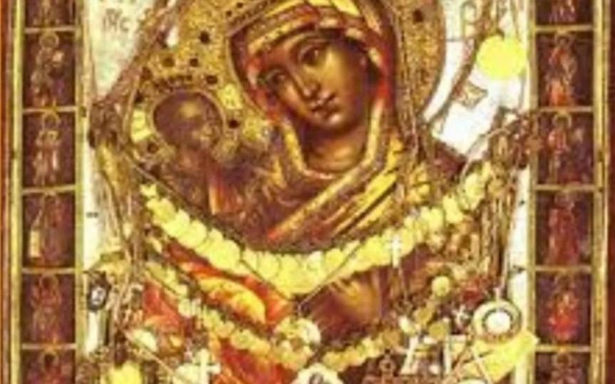 После 40 година икона Пећке Краснице опходила зидине Пећаршије