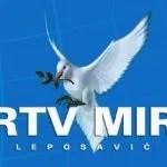 Омогућити емитовање РТВ Мир из Лепосавића
