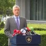 Хашим Тачи у приштинском тиму за дијалог или не?